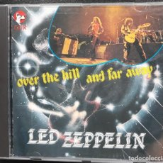 CDs de Música: CD LED ZEPPELIN LIVE DALLAS 1975 OVER THE HILLS AND FAR AWAY PLANT PAGE RARE. Lote 208840865