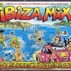 CDs de Música: IBIZA MIX 2001 ( 3 CD´S). Lote 208881092