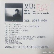 CDs de Música: MUS - LA NAVAL - CD PROMOCIONAL PARA RADIO - POP ROCK INDIE DE ASTURIAS. Lote 208897525