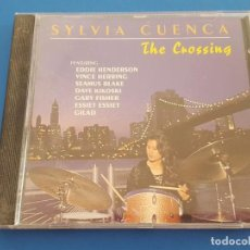 CDs de Música: CD / SYLVIA CUENCA - THE CROSSING, NUEVO. Lote 208921861