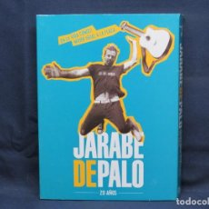 CDs de Música: JARABE DE PALO - 20 AÑOS 3 CD + 2 DVD. Lote 208927197