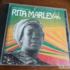 CDs de Música: CD - RITA MARLEY - GREATEST HITS - TABATA MUSIC 1993 (CON LIBRETO). Lote 209007905