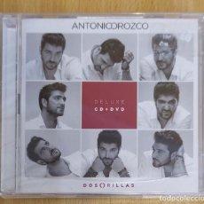 CDs de Música: ANTONIO OROZCO (DOS ORILLAS - CONCIERTO DE CAP ROIG) CD + DVD 2013 * PRECINTADO. Lote 209029622