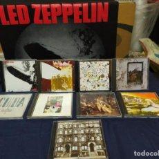 CDs de Música: LED ZEPPELIN DISCOGRAFIA LOTE CD´S LEER DESCRIPCION. Lote 209052360