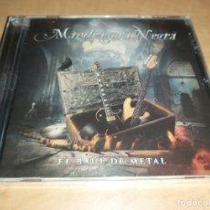 CDs de Música: MANDRAGORA NEGRA CD * SOLO 100 COPIAS * 2019-JUPITER-TRITON-SANGRE AZUL-THOR-MAGO DE OZ- SAUROM. Lote 209084110