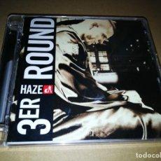CDs de Música: HAZE 3ER ROUND CD ALBUM DEL AÑO 2008 JOSE MERCE LUIS EDUARDO AUTE LA HUNGARA LAURI MARZOK MANGUI. Lote 209095906