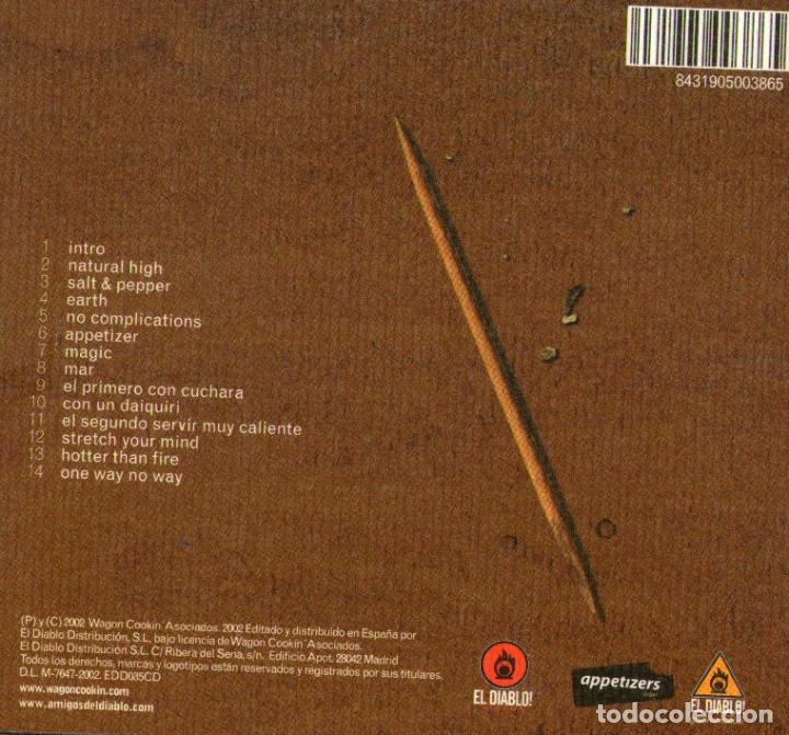CDs de Música: REVERSO. - Foto 2 - 209100683