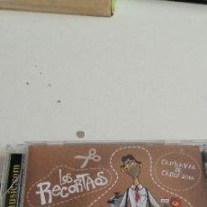 CDs de Música: G-8 CD MUSICA CARNAVAL DE CADIZ CHIRIGOTA LOS RECORTAOS EL SELU. Lote 209131806