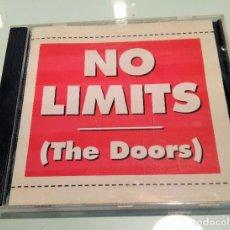 CDs de Música: THE DOORS ----- NO LIMITS ----- COMPILATION LIVE. Lote 209152838
