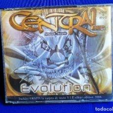 CDs de Música: CENTRAL DISCOTECA - CDS + DVD+ TARJETA SOCIO V.I.P SILVER EDITION 2006. Lote 209166387