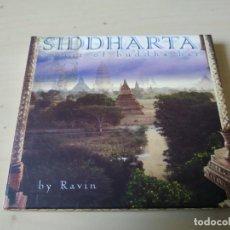 CDs de Música: SIDDHARTA. SPIRIT OF BUDDHA BAR BY RAVIN. 2CDS. Lote 209184046