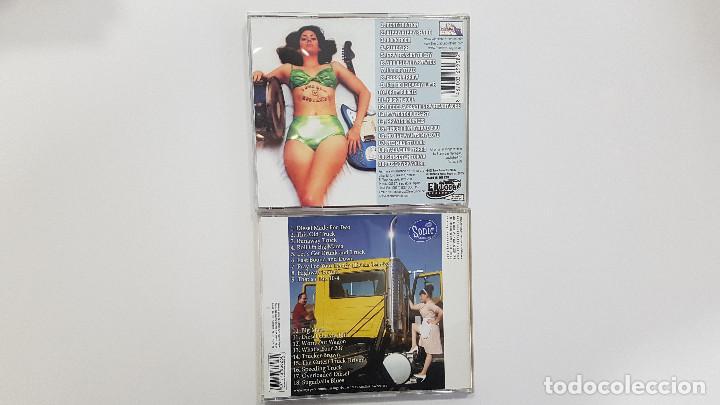 CDs de Música: LOTE 2 CDs CHRIS SPRAGUE (Diesel Made For Two) + SPRAGUE BROTHERS - Surf Music Madrid - Foto 3 - 209204915