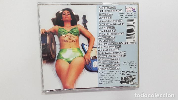 CDs de Música: LOTE 2 CDs CHRIS SPRAGUE (Diesel Made For Two) + SPRAGUE BROTHERS - Surf Music Madrid - Foto 4 - 209204915