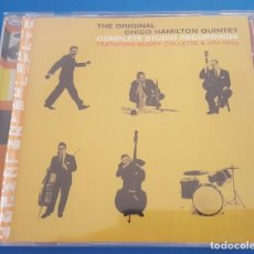 CDs de Música: CD / THE ORIGINAL CHICO HAMILTON QUINTET - COMPLETE STUDIO RECORDINGS. Lote 209370410
