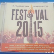 CDs de Música: CD / VARIOS ARTISTAS - FESTIVAL 2015. Lote 209383097