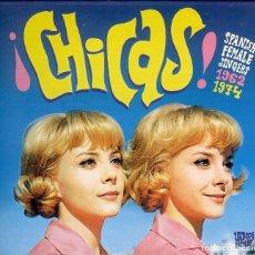 CDs de Música: CD ¡ CHICAS ! MARISOL - LORELLA - VAINICA DOBLE - PILI Y MILI - MARTA BAIZAN - SONIA - VER FOTOS. Lote 209573545