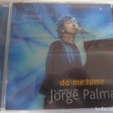 CDs de Música: CD JORGE PALMA DA-ME LUME. Lote 209594478