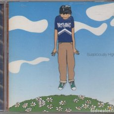 CDs de Música: SUSPICIOUSLY HIGH - NOTHING / CD ALBUM DE 1997 / MUY BUEN ESTADO RF-6395. Lote 209595347