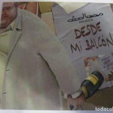 CDs de Música: CD D CALLAOS DESDE MI BALCON. Lote 274659098