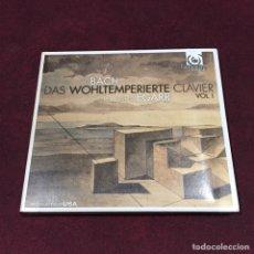 CDs de Música: JOHANN SEBASTIAN BACH - 2 CD + LIBRETO. Lote 209600158