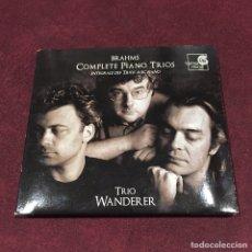 CDs de Música: JOHANNES BRAHMS - 2 CD + LIBRETO. Lote 209600577