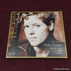 CDs de Música: BÉLA BARTÓK - 2 CD + LIBRETO. Lote 209601012