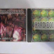 CDs de Música: LOTE 2 CD HARD-BOILED MANTIS FOURTEEN MINUTES OF.... Lote 209602216
