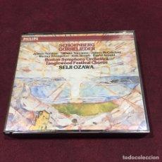 CDs de Música: ARNOLD SCHOENBERG - 2 CD. Lote 209607735