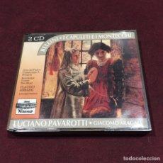 CDs de Música: VICENZO BELLINI - 2 CD. Lote 209608290