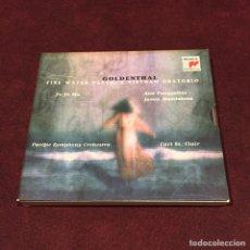 CDs de Música: ELLIOT GOLDENTHAL - CD + LIBRETO. Lote 209608982