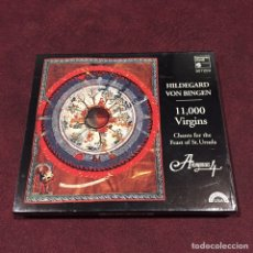 CDs de Música: HILDEGARD VON BINGEN - CD + LIBRETO. Lote 209613090
