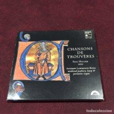CDs de Música: PAUL HILLIER - CD + LIBRETO. Lote 209619456