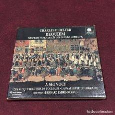 CDs de Música: CHARLES D'HELFER - CD + LIBRETO. Lote 209619763