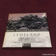 CDs de Música: AUBERT LEMELAND - CD + 2 LIBRETOS. Lote 209620658