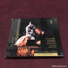 CDs de Música: RUPERTO CHAPÍ - CD + LIBRETO. Lote 209621143
