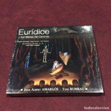 CDs de Música: JOAN ALBERT AMARGÓS - CD + LIBRETO. Lote 209623565
