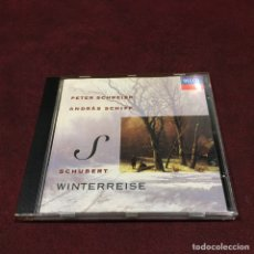 CDs de Música: FRANZ SCHUBERT - CD. Lote 209624085