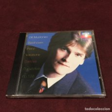 CDs de Música: LUDWIG VAN BEETHOVEN - CD. Lote 209625180