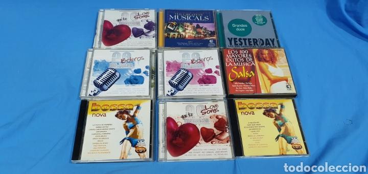 CDs de Música: Lote de 24 CDs boleros y canciones de amor - Foto 2 - 209669780