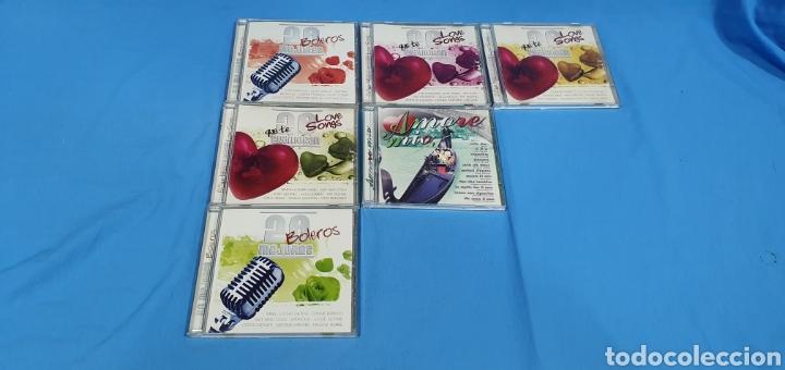 CDs de Música: Lote de 24 CDs boleros y canciones de amor - Foto 3 - 209669780