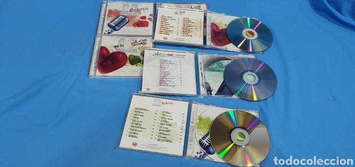 CDs de Música: Lote de 24 CDs boleros y canciones de amor - Foto 4 - 209669780