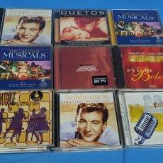 CDs de Música: LOTE DE 24 CDS BOLEROS Y CANCIONES DE AMOR. Lote 209669780