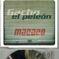 CDs de Música: MACACO - GACHO EL PELEON (FOUR VERSIONS) (CDSINGLE CAJA PROMO, EDEL RECORDS 1999). Lote 209695091