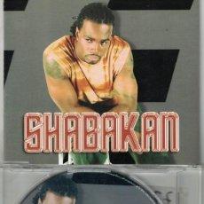 CDs de Música: SHABAKAN - QUE RICO (CDSINGLE CAJA PROMO, NAIMARA 2004). Lote 209702861