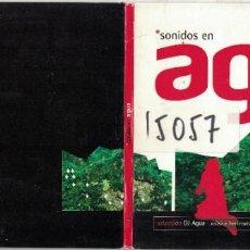 CDs de Música: SONIDOS DE AGUA - VARIOS (CDSINGLE CAJA DIGIPACK, DISCOS DRO 2002). Lote 209703946
