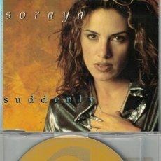 CDs de Música: SORAYA - SUDDENLY / DE REPENTE (CDSINGLE CAJA, MERCURY RECORDS 1996). Lote 209704110