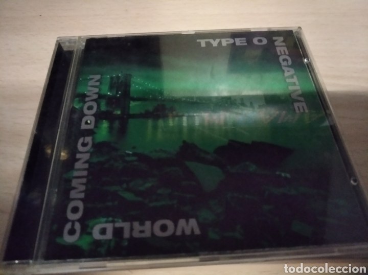 CDs de Música: Type o negative. World coming down - Foto 2 - 209717187