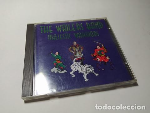 CD - MUSICA - THE WAILERS BAND – MAJESTIC WARRIORS (Música - CD's Reggae)