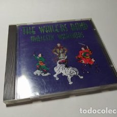 CDs de Música: CD - MUSICA - THE WAILERS BAND ‎– MAJESTIC WARRIORS. Lote 209720051