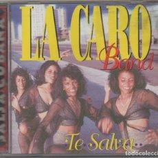 CDs de Música: LA CARO BAND - TE SALVA ( SALSA CUBANA ) / CD ALBUM DE 1997 / MUY BUEN ESTADO RF-6443. Lote 209732608
